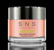 SNS Powder Color 1 oz - #BM12 Happy Zinnia
