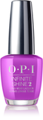 OPI Infinite Shine - #ISLN73 Positive Vibes Only - Neon 2019 Collection .5 oz