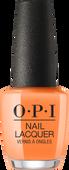 OPI Lacquer -#NLN71 Orange You a Rock Star? - Neon 2019 Collection .5 oz