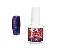 WaveGel Titanium Color Gel - #13 Rock N' Roll Raspberry .5 oz