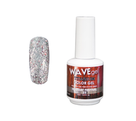 WaveGel Titanium Color Gel - #25 Holiday Festival .5 oz