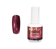 WaveGel Titanium Color Gel - #33 Chili Peppers .5 oz