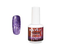 WaveGel Titanium Color Gel - #34 Jazyberry Jams .5 oz
