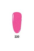 WaveGel Matching S/O Gel & Nail Lacquer - W220 Galactic Shores .5oz