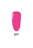 Wavegel 3in1 Matching (GEL+LACQUER+DIP) - #217(W217) MAR'S RUBIES