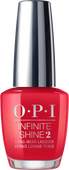 OPI Infinite Shine - #ISLU13 Red Heads Ahead - Scotland Collection .5 oz