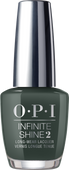 OPI Infinite Shine - #ISLU15 Things I've Seen in Aber-Green - Scotland Collection .5 oz