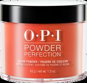 20% OFF - OPI Dipping Color Powders - #DPU13 Suzi Needs a Loch-Smith - Scotland Collection 1.5 oz