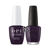 OPI Duo - GCU16 + NLU16 - Good Girls Gone Plaid .5 oz