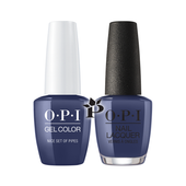 OPI Duo - GCU21 + NLU21 - Nice Set of Pipes .5 oz