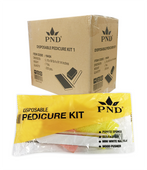 PND Disposable Pedicure Kit - Case/200 Kits