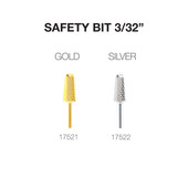"PND Carbide Bit - Safety 3/32"" (Gold or Silver)"