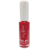 Cre8tion Nail Art Lacquer - Thin Detailer  - 06 Red .33 oz