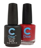 Chisel Matching Gel + Lacquer .5 oz - SOLID 9