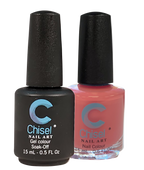Chisel Matching Gel + Lacquer .5 oz - SOLID17