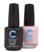 Chisel Matching Gel + Lacquer .5 oz - SOLID21