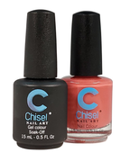 Chisel Matching Gel + Lacquer .5 oz - SOLID23