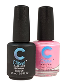 Chisel Matching Gel + Lacquer .5 oz - SOLID30