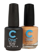 Chisel Matching Gel + Lacquer .5 oz - SOLID43
