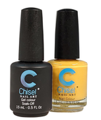 Chisel Matching Gel + Lacquer .5 oz - SOLID46