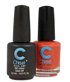 Chisel Matching Gel + Lacquer .5 oz - SOLID49