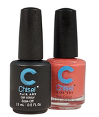 Chisel Matching Gel + Lacquer .5 oz - SOLID 51