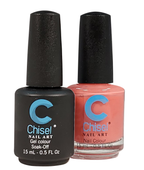 Chisel Matching Gel + Lacquer .5 oz - SOLID52