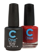 Chisel Matching Gel + Lacquer .5 oz - SOLID55