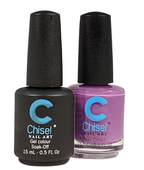 Chisel Matching Gel + Lacquer .5 oz - SOLID57