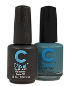 Chisel Matching Gel + Lacquer .5 oz - SOLID73