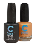 Chisel Matching Gel + Lacquer .5 oz - SOLID93