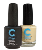 Chisel Matching Gel + Lacquer .5 oz - SOLID100