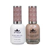 PND Duo: Gel+Lacquer - #E07
