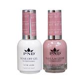 PND Duo: Gel+Lacquer - #E17