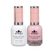 PND Duo: Gel+Lacquer - #E22