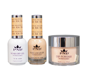 PND 3in1 Combo(GEL+LACQUER+DIP) - #E24