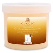 Cuccio Milk & Honey Massage Creme 26 oz