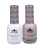 PND Matching Gel + Lacquer - #002