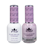 PND Matching Gel + Lacquer - #007