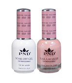 PND Matching Gel + Lacquer - #010