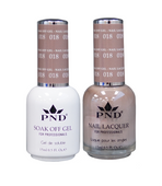 PND Duo: Gel+Lacquer - #018