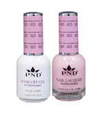 PND Duo: Gel+Lacquer - #023
