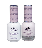 PND Duo: Gel+Lacquer - #028