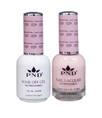 PND Duo: Gel+Lacquer - #029