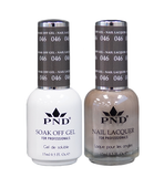 PND Duo: Gel+Lacquer - #046