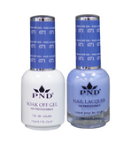 PND Duo: Gel+Lacquer - #071