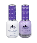 PND Duo: Gel+Lacquer - #092