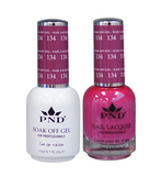 PND Duo: Gel+Lacquer - #134