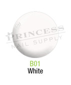 SNS Basics 1+1 Duo .5 oz - #B01 White