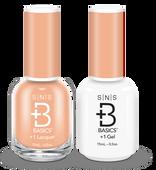 SNS Basics 1+1 Duo .5 oz - #B17 (PF10)